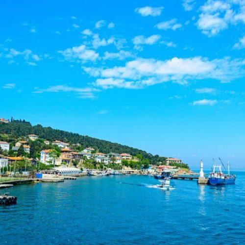Sessizlik cenneti; Marmara Adası