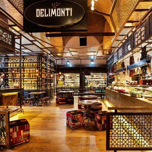 Delimonti Restoran