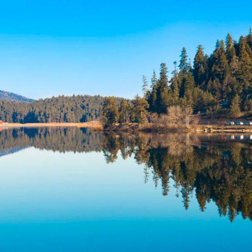 Romantik bir göl gezisi: Abant
