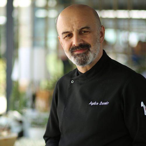 Şef Aydın Demir'in popüler restoranları