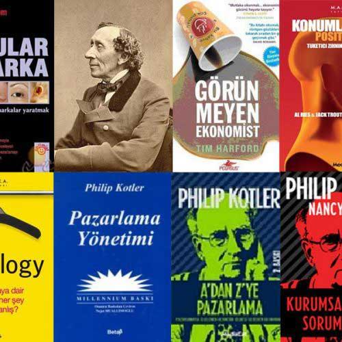 Girişimcilerin sevdiği kitaplar