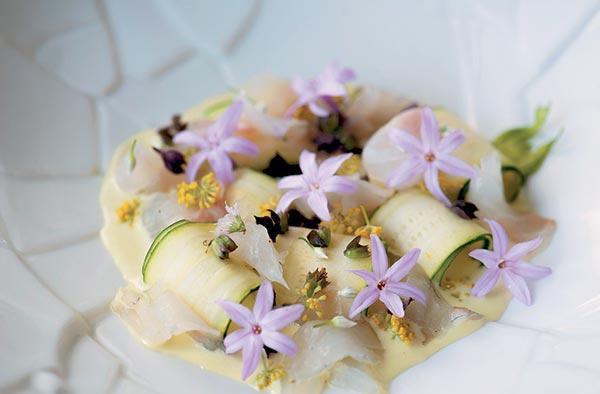 Yenebilir çiçekler