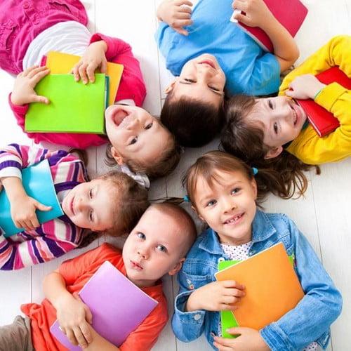 Çocuğunuz ne renk?