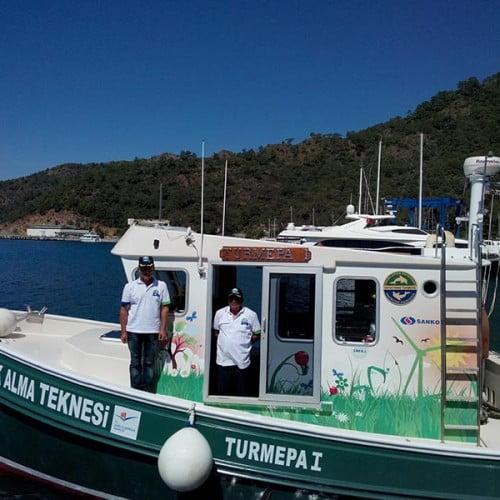 """M. Akşit Özkural; """"Denizi korumak için ailemize katılın"""""""