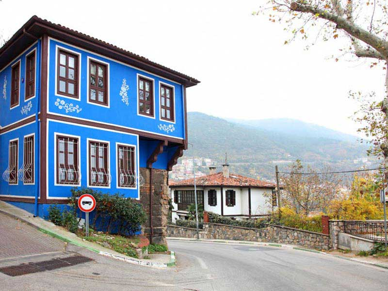 Bursa'nın şirin ilçesi; Mudanya