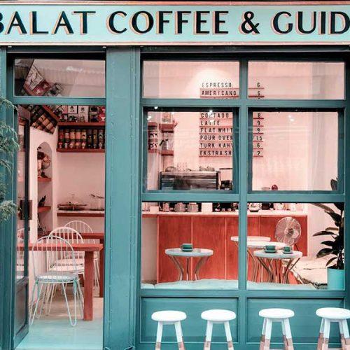 Balat Coffee&Guide