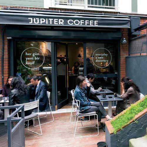 Coffee Jupiter