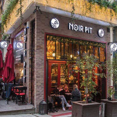Noir Pit Coffee Co.