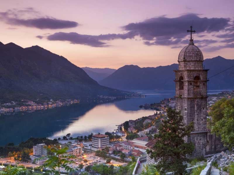 B planı olarak Montenegro