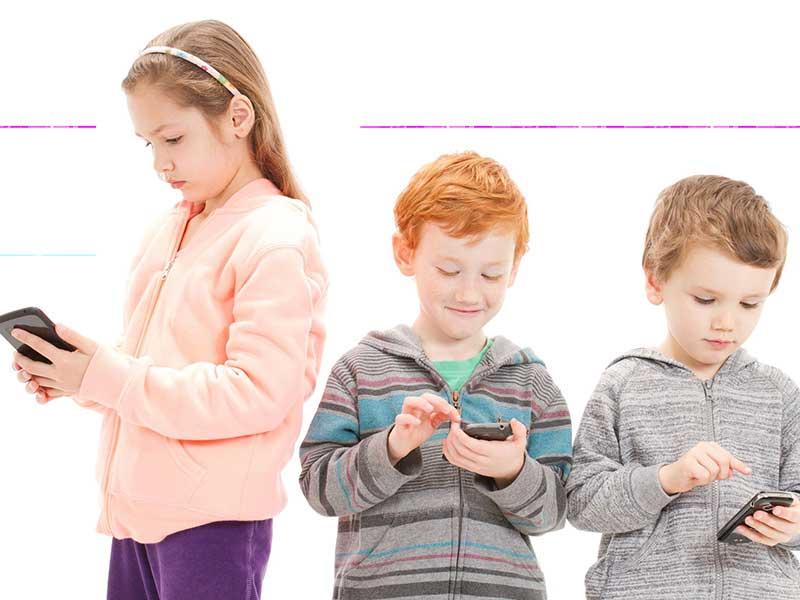 Çoğalan ekranların çocuklara etkisi