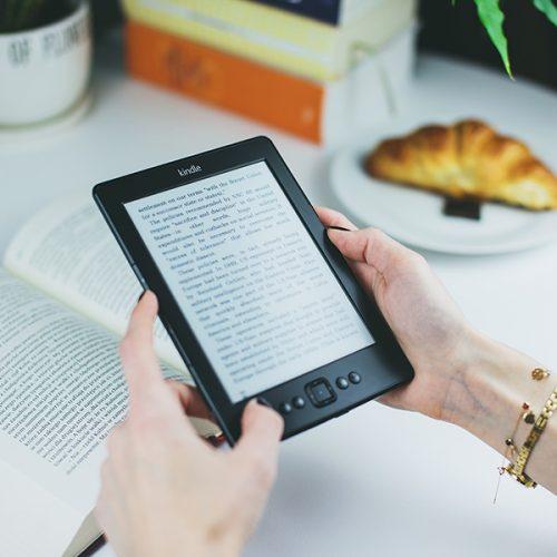 Yeni bir okuma deneyimi: E-Kitap