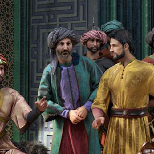 Bir Orta Çağ dâhisi Cezeri