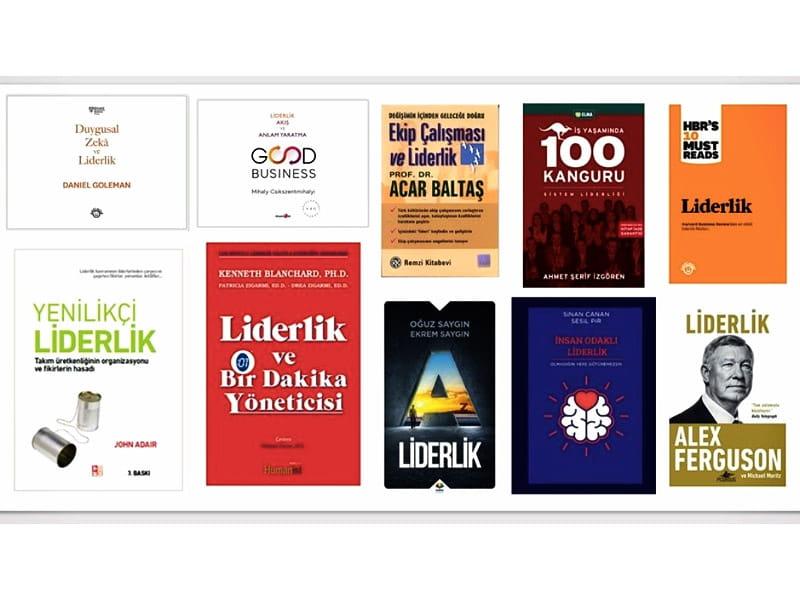 2020'de en çok satan 10 liderlik kitabı