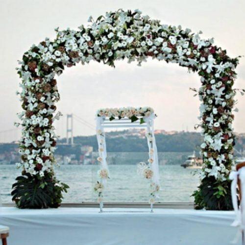 Şehrin en iddialı düğün ve davet mekanları