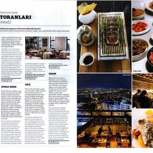 Şef restoranları